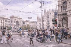 Un samedi matin en Italie. Je me réveille tranquillement après un début de semaine chargé à explorer la Lombardie, une belle journée m'attend. J'ai 24 heuresdevant moià Milan pour prendre le pouls de la ville, mes pieds pour me déplacer, mon regard pour me guider et quelques adresses…