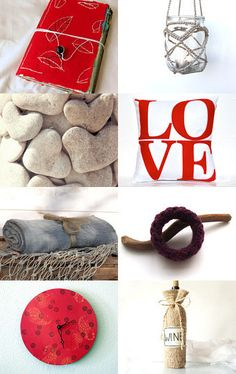 Natural Valentines Gifts, Eco Friendly finds
