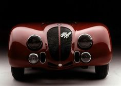 1938 Alfa Romeo 8C 2900 B Le Mans by Touring