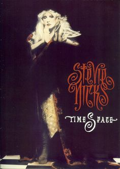 STEVIE NICKS. HER MUSIC: Tour Archive 1991 | Timespace Tourbook