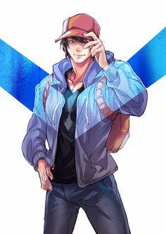 Dick Grayson by Damian Wayne, Marvel Vs, Marvel Dc Comics, Character Art, Character Design, Character Poses, Richard Grayson, Nightwing And Starfire, Univers Dc