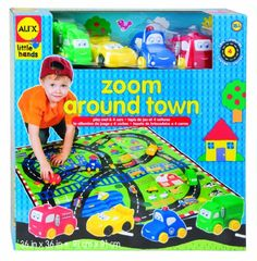 ALEX® Toys - Early Learning Zoom Around Town -Little Hands 1493 Alex Toys http://www.amazon.com/dp/B0038YE51U/ref=cm_sw_r_pi_dp_fJ0yub03BD0Y2 / 28