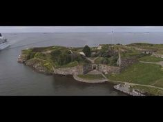 (1) Sininen reitti Suomenlinna / Blue route Suomenlinna sea fortress - YouTube Mountain Man, Homecoming, Golf Courses, Blessed, Peace, Water, Youtube, Blue, Men