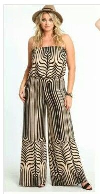 05e05f1c7e9 12 Best Plus size jumpsuit images