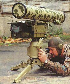 Sistema de Misiles Antitanque E Kornet