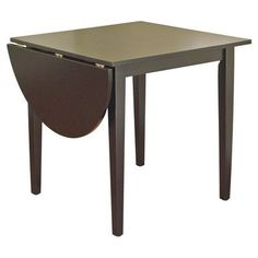 August Grove Wisteria Dining Table Finish: Black