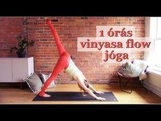 ღ Jógázz otthon! - 60 perces vinyasa flow jóga zenével (magyarul) ღ - YouTube