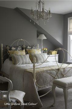 Little Greene Bedroom -