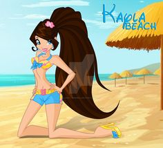 Estelle Beach by TheLightFay on DeviantArt Winx Club, Mermaid Barbie, Teenager Outfits, Paper Dolls, Disney Characters, Fictional Characters, Cute Outfits, Fairy, Deviantart