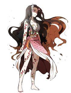 zenitsu girl version girl zenitsu - girl zenitsu x uzui tengen - zenitsu girl version - zenitsu girl ver - uzui x zenitsu girl - kimetsu no yaiba zenitsu girl - zenitsu agatsuma girl - tanjiro zenitsu inosuke girl Anime Angel, Anime Demon, Kawaii Anime Girl, Anime Art Girl, Manga Girl, Chica Anime Manga, Otaku Anime, Fanarts Anime, Anime Characters