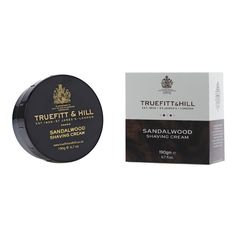 Sandalwood Shave Cream Bowl by Truefitt and Hill. Get yours now for $40.00 SGD! #naiise #truefittandhill