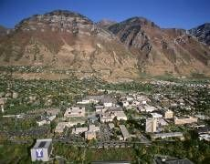Brigham Young University - my alma mater