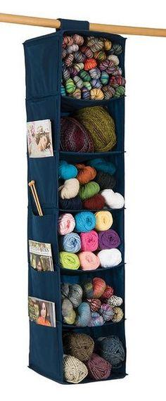 Great ideas for knitters/crocheters