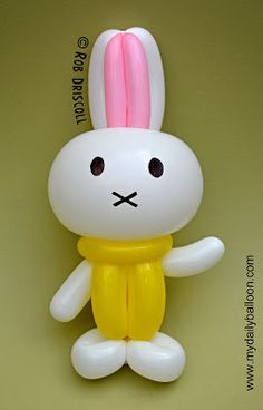 My Daily Balloon: 15th August - Miffy