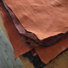 Masami Yokoyama work natural dye kakishibu