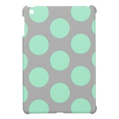 Polka Dots Mint and Gray iPad Mini Case lowest price for you. In addition you can compare price with another store and read helpful reviews. BuyHow to          Polka Dots Mint and Gray iPad Mini Case please follow the link to see fully reviews...
