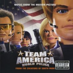 Team America World Police by Harry Gregson-Williams