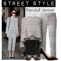 """""""Kendall Jenner"""" by cherryrose22 on Polyvore"""