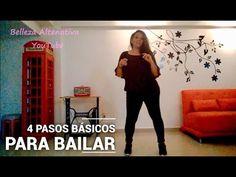 Aprende a bailar en 5 minutos - 4 pasos básicos para aprender a bailar - YouTube Zumba, Dance Moves, Youtube, Exercise, Gym, Tips, Dancing, Dance Class, Fat