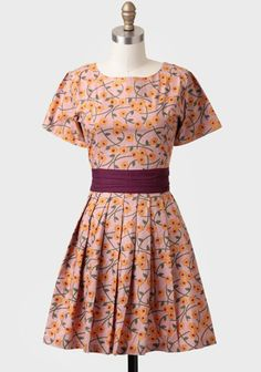 Meet Me In The Meadow Dress By Mata Traders