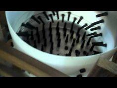 Our chicken plucker video