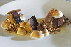S'mores Torte at Jax Fish House & Oyster Bar in Kansas City