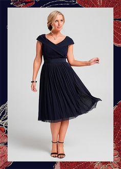 Plus Size Dresses Online | Taking Shape - A DOLCE KISS DRESS