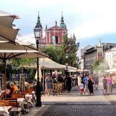Slovinsko - Lublaň Vol.1 - Chile Chipotle Wanderland, Chipotle, Street View, Blog