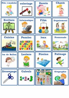 Learning French For Kids, French Language Learning, French Flashcards, French Course, French Education, French Teacher, French Lessons, Learn French, Primary School