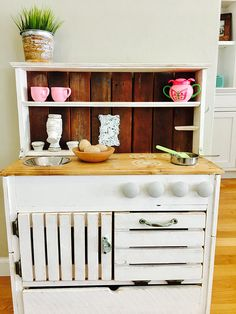 Grace Arbor Play Kitchen  Pinyon