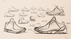 Peugeot Footwear Collection on Behance