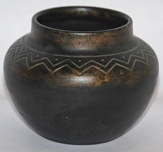 Norse Pottery Vase from Just Art Pottery