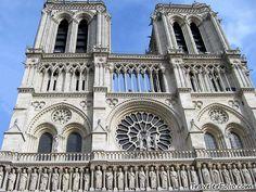 Cathedrale Notre Dame de Paris.