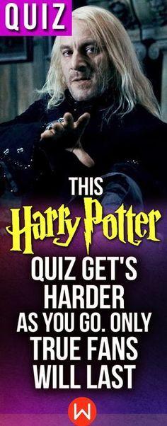 735 Best Harry Potter Quizzes images in 2019   Harry potter