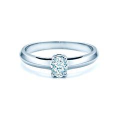 SAVICKI - Pure: Pierścionek Pure (Pure Oval) - Biżuteria od 1976 r.