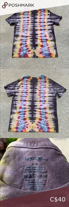 Soft Tie Dye 💕 hand made tie dye ❤️ Shirts Tees - Short Sleeve Dr Who Shirt, Calvin Klien, Fox Shirt, Christian Audigier, Tie Dye Shirts, Denim Coat, Zara Man, Vintage Adidas, Vintage Pearls