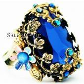 Michal Negrin Blue Noa ring..AMAZINGLY BEAUTIFUL!!!