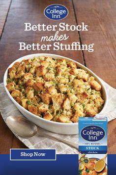 Thanksgiving Side Dishes, Thanksgiving Recipes, Holiday Recipes, Easy Chicken Dinner Recipes, Stuffing Recipes, Pasta, Side Dish Recipes, Grocery Store, Cooking Recipes