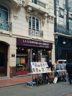 Lojas e compras em Montevidéu