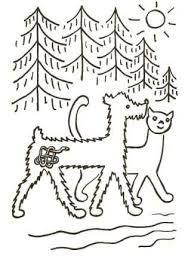 Výsledek obrázku pro kočička Preschool Activities, Coloring Books, Colouring, Kindergarten, Mandala, Teaching, Painting, Decor, Petra