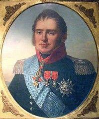 Portrait de Charles Ferdinand de France, duc de Berry. Il s'était marié la princesse Caroline de Bourbon-Deux-Sicilies, en 1817.