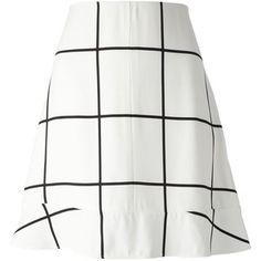 CHLOE A-line skirt