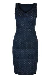 STREDA  #tatuum #polkadot #dress