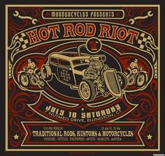 hot rod riot
