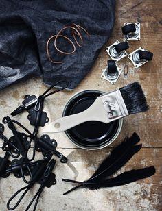 Paint It Black  /Likainen Parketti - Blogi (sivu 5) | Lily