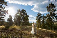 colorado wedding the pines at genesee
