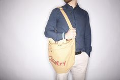 Times Square Church WebStore - ChildCry: Hogan Duffle, $35.00 (http://store.tscnyc.org/childcry-hogan-duffle/)