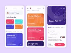 Mobile app - Energy Life by Outcrowd - Expolore the best and the special ideas about App design Mobile Ui Design, Application Ui Design, Interaktives Design, Application Mobile, App Ui Design, Design Websites, User Interface Design, Game Design, Graphic Design