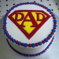 superdad...great idea for fathers day!