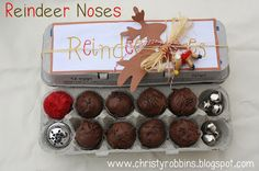 Reindeer Noses